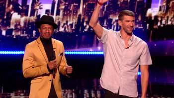 AGT Welcomes Michael Phelps