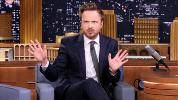 Aaron Paul Failed to Impress Tom Cruise with a Magic Trick