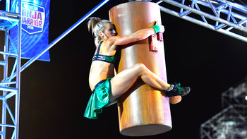 Jessie Graff - Stage 1