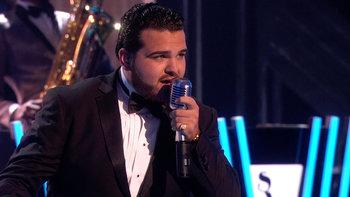 Sal Valentinetti: Live Semifinals Performance
