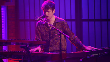 "James Blake: ""My Willing Heart"""