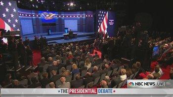 2016 Presidential Debate 1