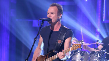 Sting: I Can't Stop Thinking About You
