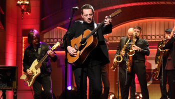 Sturgill Simpson: Keep It Between the Lines