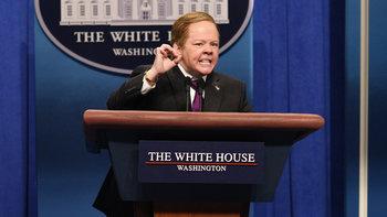 Sean Spicer Press Conference Cold Open