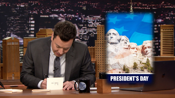 Thank You Notes: Presidents Day, Long Underwear