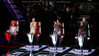 Blind Auditions Premiere, Night 1