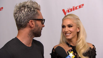 'The Voice': Gwen Stefani & Adam Levine On The Finale; Clarkson & Hudson Joining