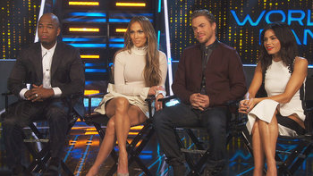 'World Of Dance': The Stars Reveal Which Judge Is The Toughest