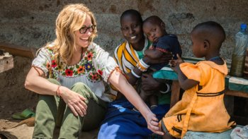 Julia Roberts Tells You How You Can Help