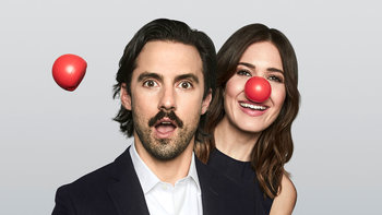 This Is Us Cast Talks Red Nose Day