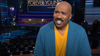 Steve Harvey On 'Little Big Shots: Forever Young': 'These People Are Amazing'