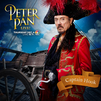 Download Peter Pan Live! Posters