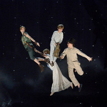 Peter Pan Live!: The Dress Rehearsal