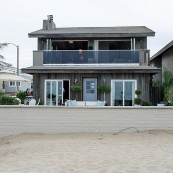 Beach House: Jay Before and After