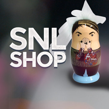 Relive Your Favorite Moments with Gear from the SNL Shop!