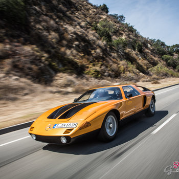 1970 Mercedes-Benz C111-II