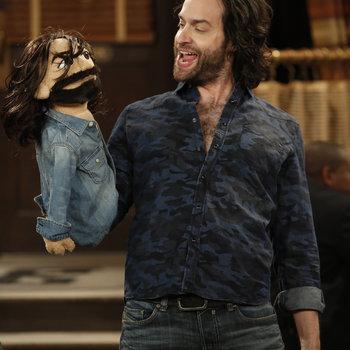 A Puppet Walks Into A Bar
