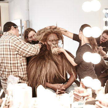 Go Behind the Scenes of The Wiz Live!
