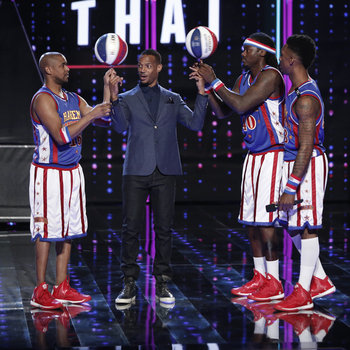 The Harlem Globetrotters, Penn and Teller, AirRealistic