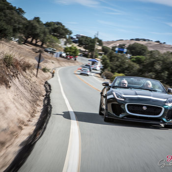 Monterey Car Week: Laguna Seca and Project 7