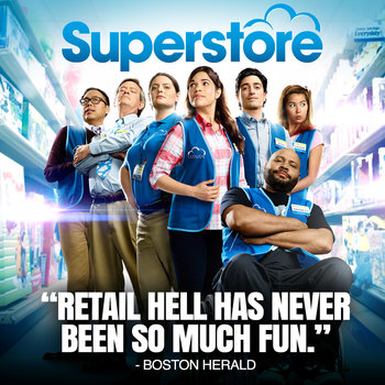 Attention, shoppers: this comedy rocks. Start the season now!