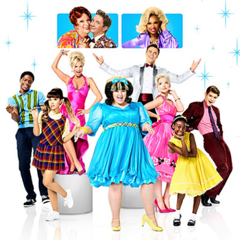 Live Wednesday 8/7c. Hairspray airs in just three days! Preview now.