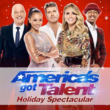 New Monday, December 19. AGT is celebrating the holidays with Grace VanderWaal and more!