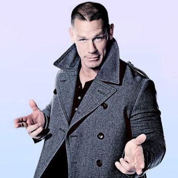 John Cena and Maren Morris Bumper Photos