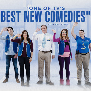 Superstore is renewed for Season 2! Watch Season 1 from the beginning.