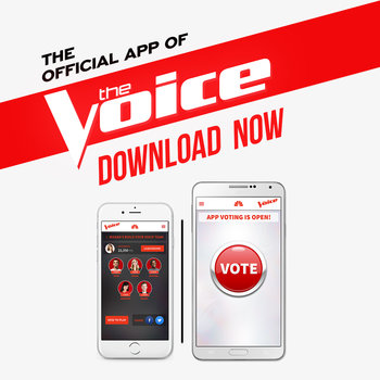 Vote for your favorite artists! Download The Voice Official App.