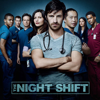 The Night Shift returns June 1! Preview Season 3 now.