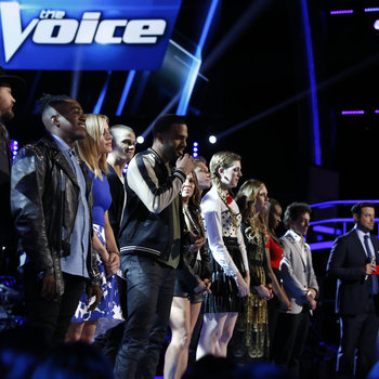The Live Top 12 Eliminations
