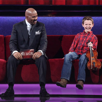 Now casting for Little Big Shots, NBC's new hit reality show! Find out more.