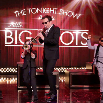 Little Big Shots take over The Tonight Show! Watch now.