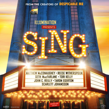 Check out the trailer for the new animated feature, Sing, tonight on The Voice!