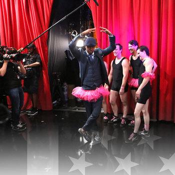 Behind the Scenes: Auditions, Week 5