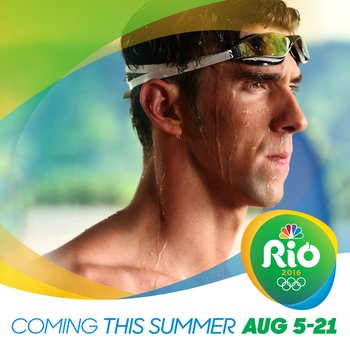 Prepare for Rio 2016 with online exclusives featuring Michael Phelps and more.