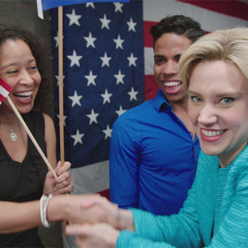 Watch the Hillary Campaign Ad and more in the SNL political collection.