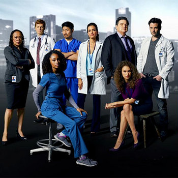 Watch Chicago Med's entire first season from the start!
