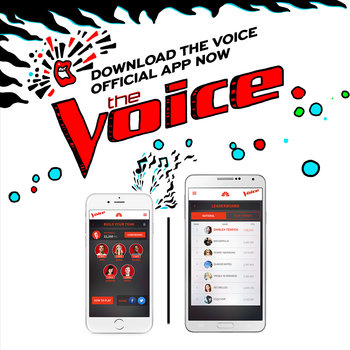 Join along during the knockout rounds. Download The Voice app.