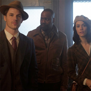 Timeless premieres Monday after The Voice. Watch the official trailer.