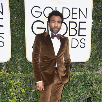 2017 Golden Globes: Best Dressed Men