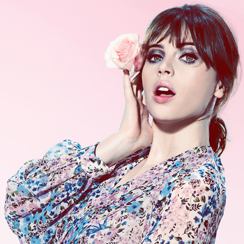 Felicity Jones and Sturgill Simpson Bumper Photos