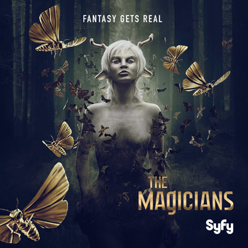 The Magicians returns to SyFy, Wednesday 9/8c. Watch the Season 2 trailer now!