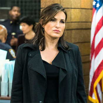 Returns March 22. Binge watch SVU's 18th season.