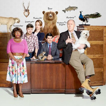Premieres March 14. Learn more about the new comedy starring John Lithgow.
