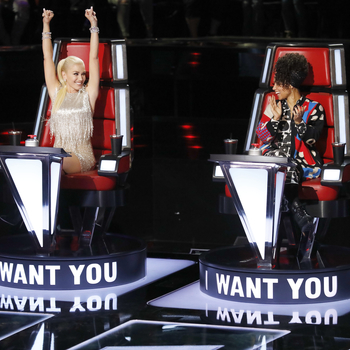 Behind the Scenes: Blind Auditions, Part 6