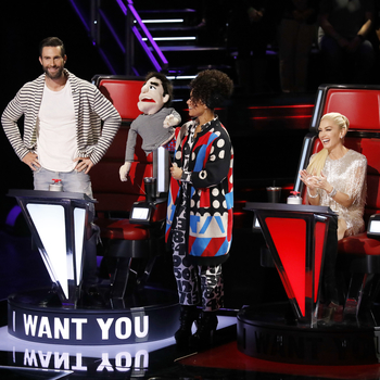 Blind Auditions, Part 7
