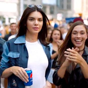 Kendall Jenner Pepsi Ad Alternate Ending